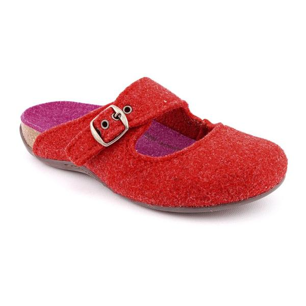 Dr. Andrew Weil Women's 'Womens Arco Slipper' Wool Casual Shoes