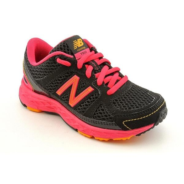 New Balance Girl's 'KJ750' Mesh Athletic Shoe