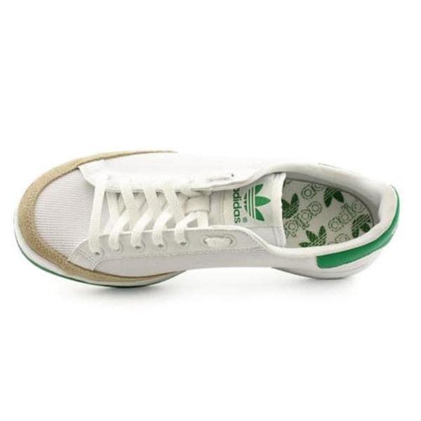 Adidas Boy's 'Rod Laver' Mesh Athletic Shoe