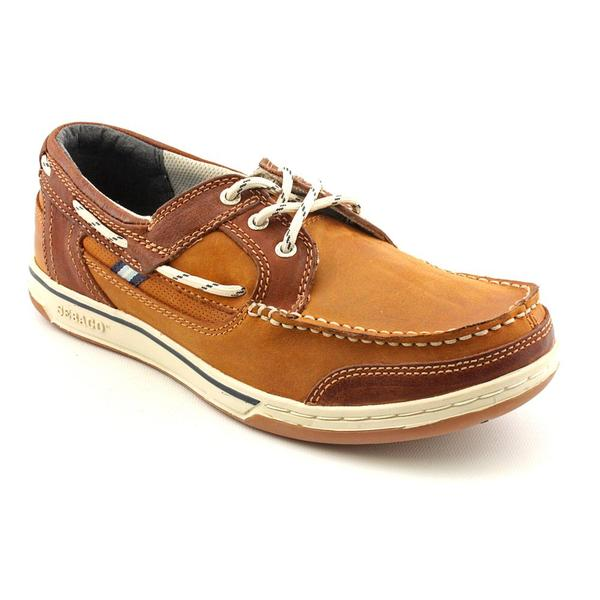 Sebago Men's 'Triton Three-Eye' Full-Grain Leather Casual Shoes