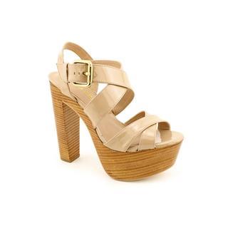 Pour La Victoire Women's 'Gisela' Patent Leather Sandals