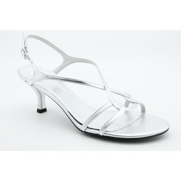 Stuart Weitzman Women's 'Reversal' Leather Sandals