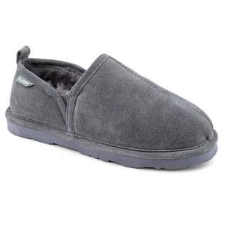 Bearpaw Men's 'Romeo II' Grey Suede Casual Shoes
