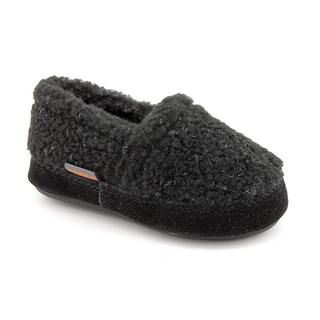 Acorn Boy's 'Tex Moc' Faux Fur Casual Shoes