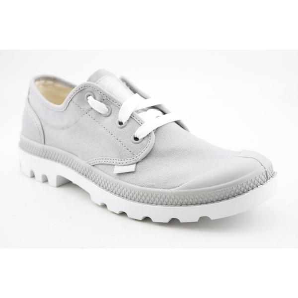 Palladium Men's 'Blanc Ox' Canvas Casual Shoes