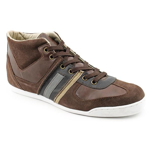 Steve Madden Men's 'Escherr' Leather Casual Shoes