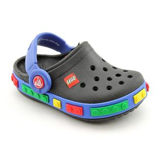 Crocs Boy&#39;s &#39;Crocband Kids Lego Clog&#39; Synthetic Casual Shoes