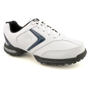 Callaway Golf Men's 'Chev Comfort' Leather Athletic Shoe