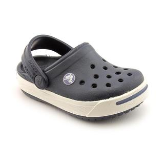 Crocs Boy's 'Crocband II Kids' Synthetic Casual Shoes