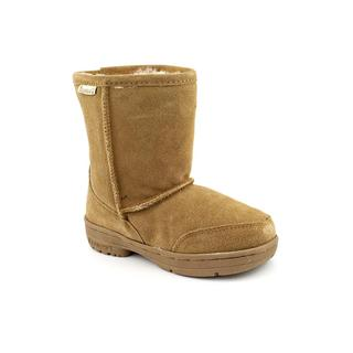 Bearpaw Girl's 'Meadow' Regular Suede Boots