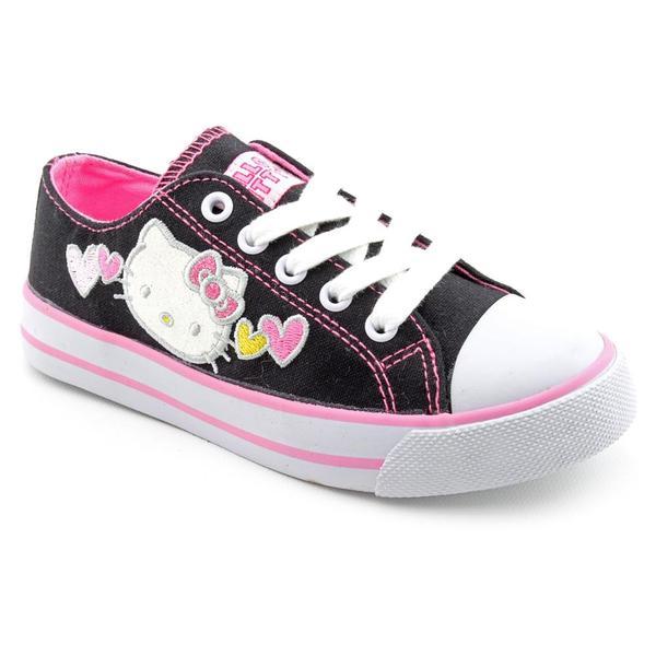 Hello Kitty Girl's 'Katie' Fabric Athletic Shoe