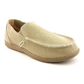 Crocs Men&#39;s &#39;Santa Cruz&#39; Basic Textile Casual Shoes