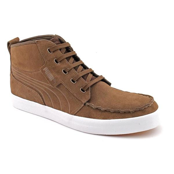 Puma Men's 'Hawthorne XE Suede' Regular Suede Casual Shoes