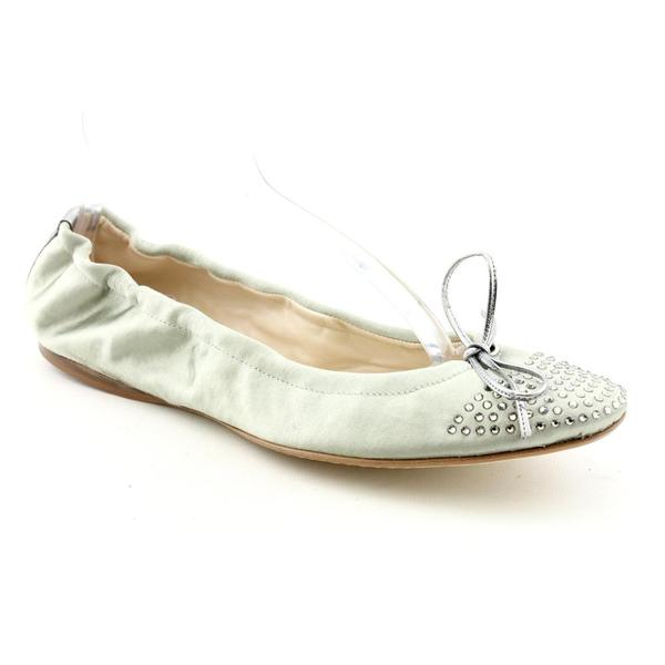 Emma Hope's Shoes Women's 'Strass Flat' Satin Casual Shoes