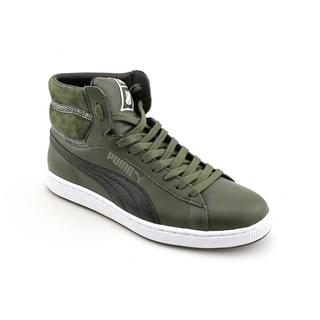 Puma Men's 'RS X Undftd Faux Snakeskin' Leather Casual Shoes