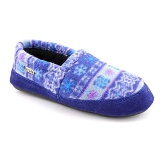 Acorn Women's 'Polar Moc' Fabric Casual Shoes
