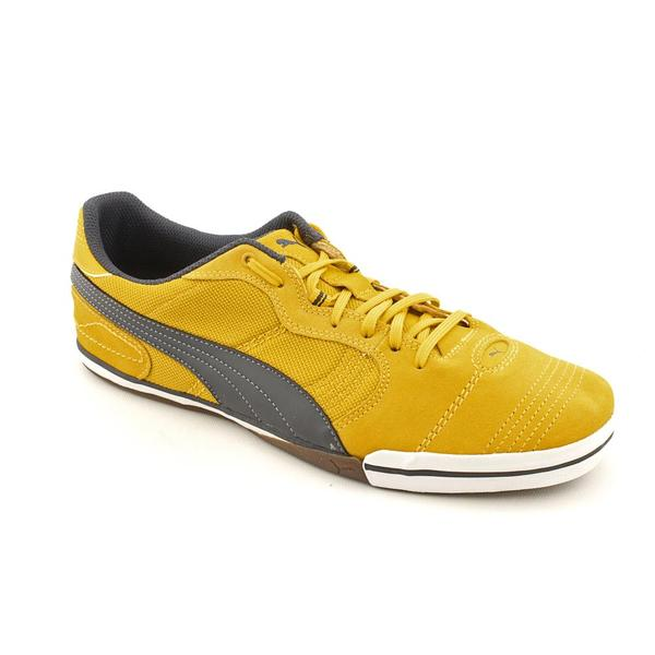 Puma Men's 'Esito Vulc Sala' Regular Suede Casual Shoes