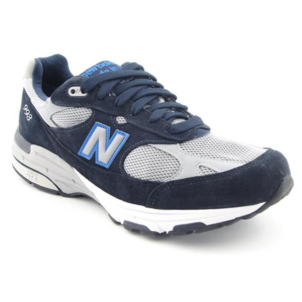 New Balance Women's 'MR993' Regular Suede Athletic Shoe