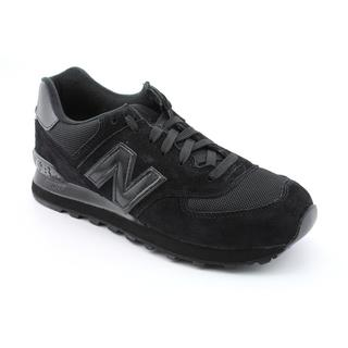 New Balance Men's 'ML574' Leather Casual Shoes