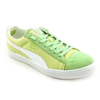 Puma Men's 'Clyde X Undftd Ballistic CB' Basic Textile Casual Shoes