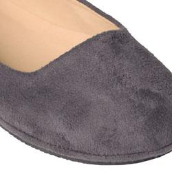 Glaze by Journee Women's 'Sung-3' Faux Suede Flats