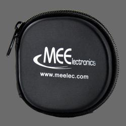 MEElectronics M31P Black Earbuds with In-line Microphone