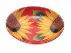 Certified International Sun Blossom 13-inch Pasta/ Serving Bowl