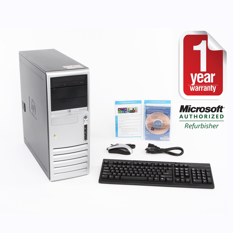 HP DC7700 2.13Ghz 400GB Desktop Computer (Refurbished)