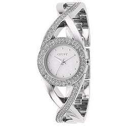 DKNY Women's Crystal-accented Watch