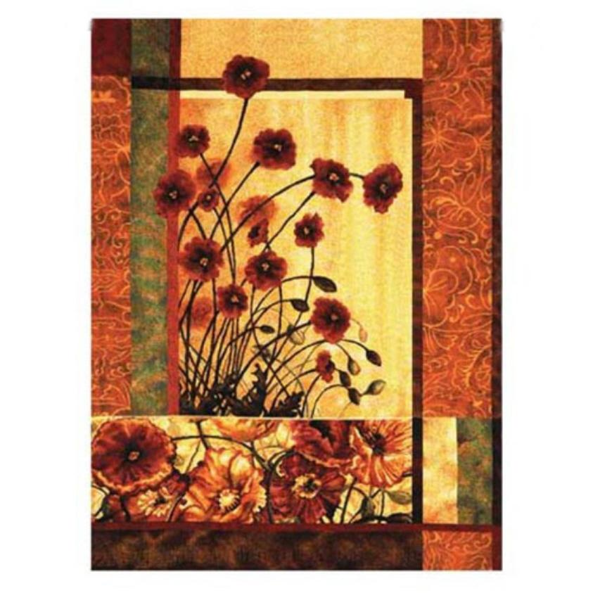 Poppies Wall Tapestry Hanging