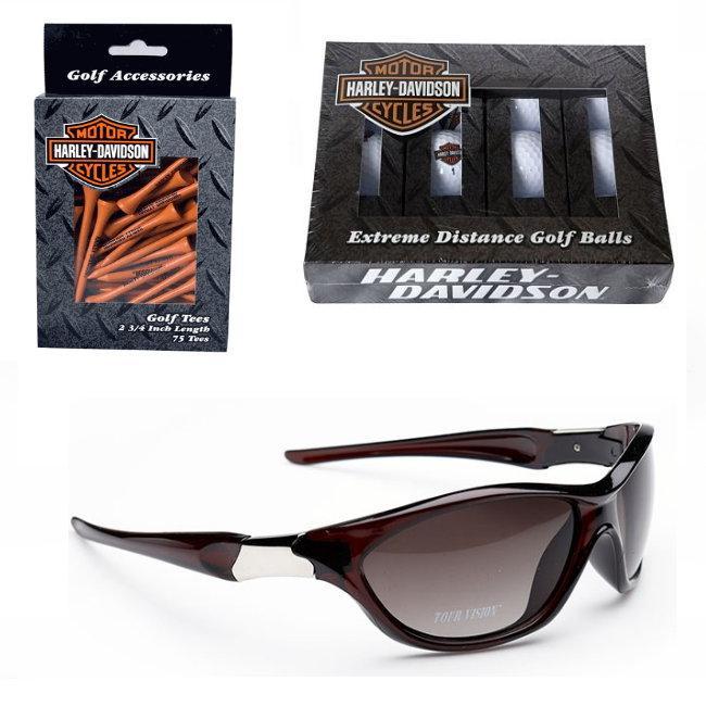 Harley Davidson/ Tour Vision Golf Combo Gift Set