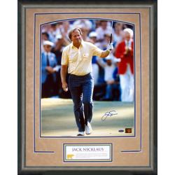 Steiner Sports Jack Nicklaus '1986 Masters Victory' Framed 16x20 Photo
