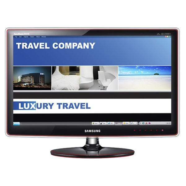 Samsung P2770H 27-inch LCD Computer Monitor (Refurbished)