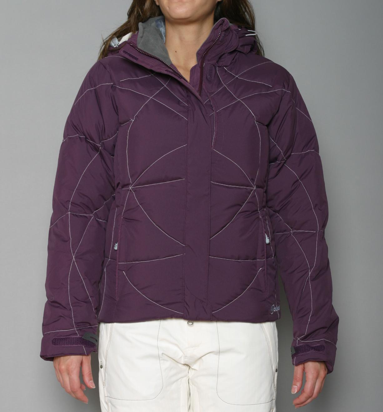 Cloudveil Down Jacket Cloudveil Women's Purple Down