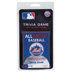 New York Mets All About Trivia Game