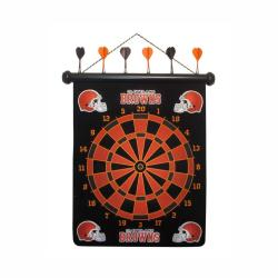 Cleveland Browns Magnetic Dart Board