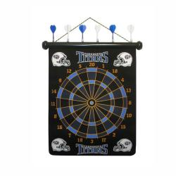 Tennessee Titans Magnetic Dart Board