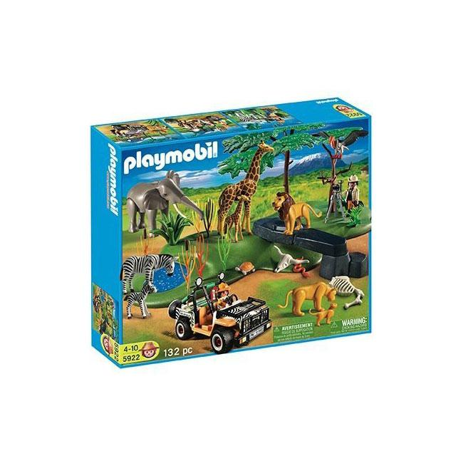 playmobil safari play set 13504210. Black Bedroom Furniture Sets. Home Design Ideas
