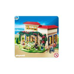 Playmobil Summer House Play Set