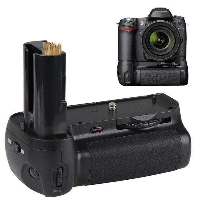 Vertical Grip Battery Holder/ IR Remote for Nikon D80 D90