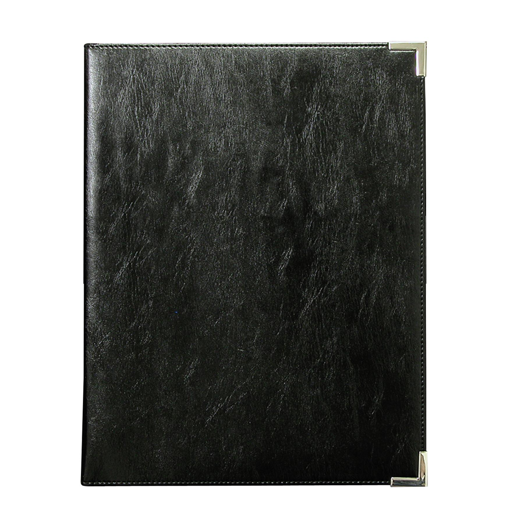 Buxton Black Writing Pad