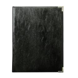Buxton Black Writing Pad