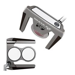 Odyssey Men's White Ice 2-ball F7 Putter