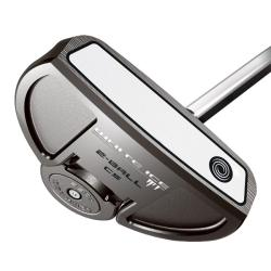 Odyssey Men's White Ice 2-ball Center Shaft Putter