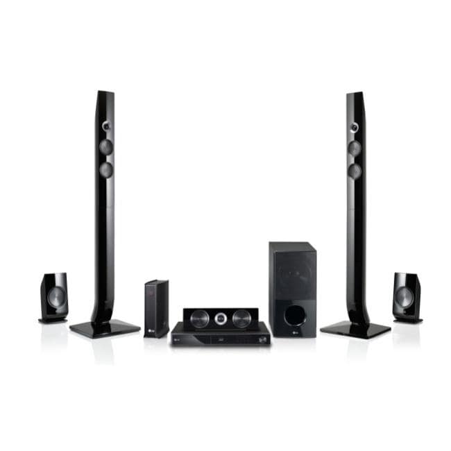 Lg Lhb976 1100w 3d Blu Ray Home Theater System With