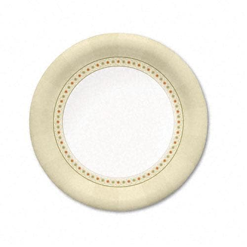 Dixie Sage 6-inch Paper Plates (Pack of 250)