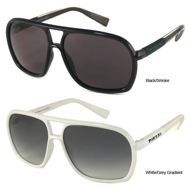 Diesel DS0203 Men's (Unisex) Aviator Sunglasses
