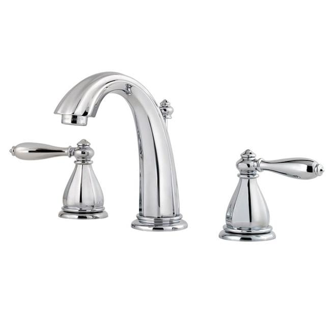 Price Pfister Chrome Portola Bathroom Faucet