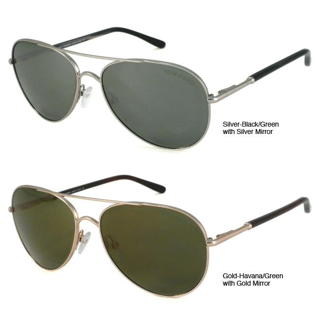 Tom Ford TF0103 Hunter Men's (Unisex) Aviator Sunglasses