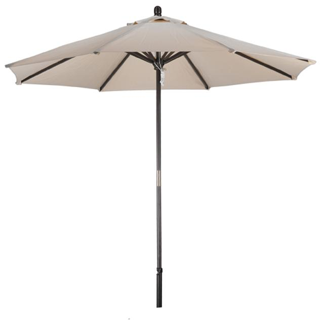 Overstock.com PHAT TOMMY Deluxe Sunline 9-foot Desert Sand Market Umbrella at Sears.com